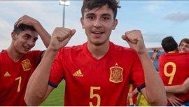 La selección española Sub-17 supera a Alemania y se mete en la final del Europeo