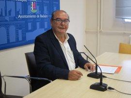 Luis García-Borruel solicita la baja en Ciudadanos tras su relevo en la portavocía del grupo municipal en Badajoz
