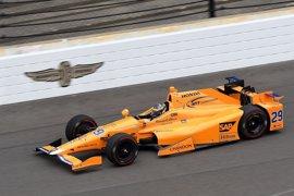 Alonso acaba 24º en la segunda jornada de pruebas en Indianápolis