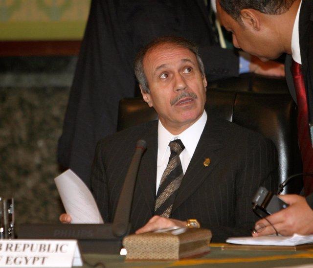 Habib el Adly, ex ministro del interior de Mubarak