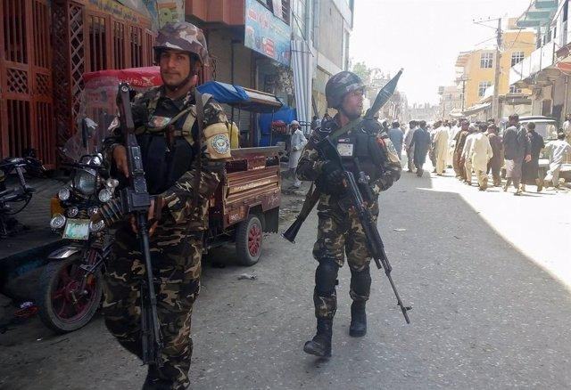 Hombres armados asaltan la sede de la radiotelevisión estatal afgana