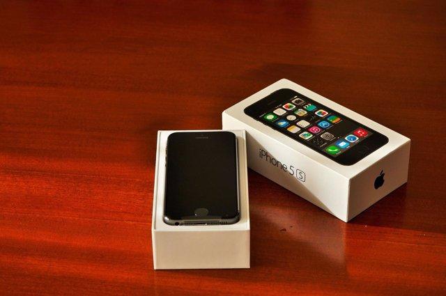 Unboxing de iPhone 5S