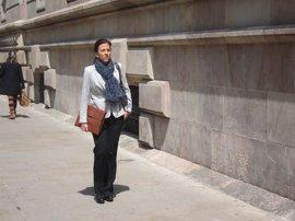 La declaración ante el juez de Anna Vidal, esposa de Oriol Pujol, se aplaza al 25 de mayo