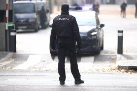 Neutralizan a un hombre que deambulaba por las calles de Las Palmas de Gran Canaria con un hacha