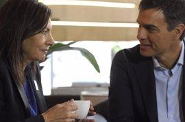 Anne Hidalgo, alcaldesa de París, intervendrá en el mitin de Pedro Sánchez en Sevilla