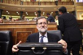 """Rajoy confía """"absolutamente"""" en Cristina Cifuentes tras aparecer vinculada con la trama Púnica"""