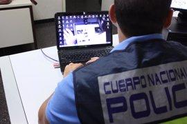 La Policía Nacional pone en marcha en Baleares una campaña sobre la seguridad de los menores en Internet
