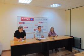 """CCOO de Asturias diseña sus áreas de actuación con unanimidad para mostrar un sindicato """"fuerte y cohesionado"""""""