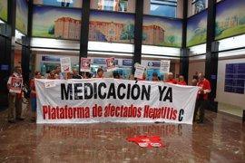 Afectados por Hepatitis C denunciarán a la Junta ante la Fiscalía de Valladolid