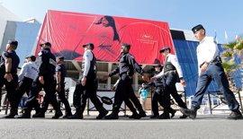 El festival de Cannes arranca su 70ª edición marcada por las fuertes medidas de seguridad