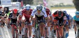 Sagan se lleva la tercera etapa en California y Majka sigue líder