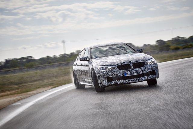 Nuevo BMW M5 con M xDrive