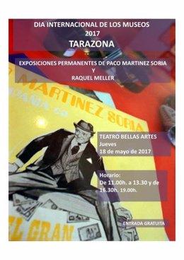 Tarazona celebra este jueves el Día de los Museos