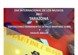 El Ayuntamiento de Tarazona celebra este jueves el Día de los Museos