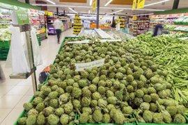 Mercadona compra un millón de kilos de alcachofa en Tudela, un 42% más que la campaña anterior