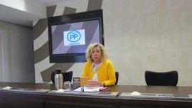 El PP pide apoyo a la formación e internacionalización de la industria aragonesa del calzado