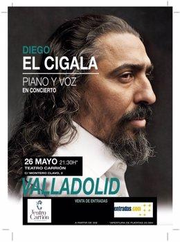 Diego 'El Cigala'.