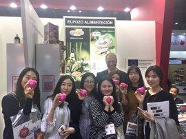 ElPozo Alimentación exhibe sus productos en la feria agroalimentaria más importante de Corea del Sur