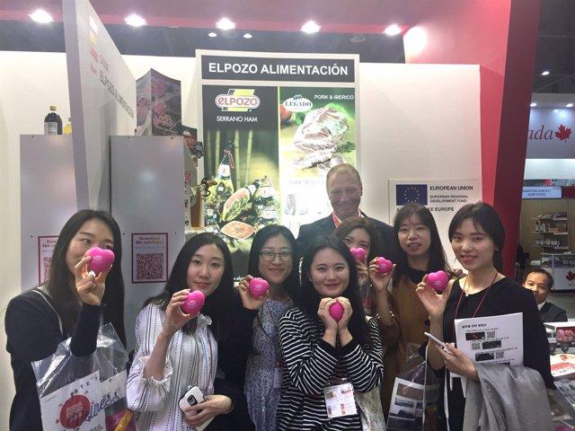 ElPozo triunfa en Corea del Sur