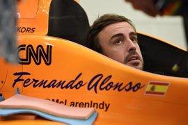 """Alonso: """"Creo que llegaremos bastante bien a la clasificación y carrera"""""""