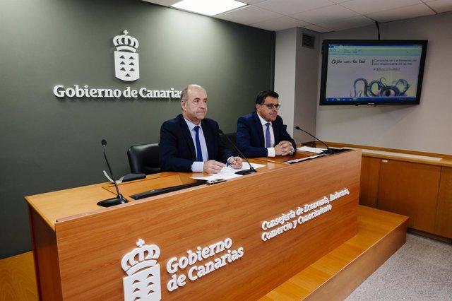 Pedro Ortega y Manuel Miranda