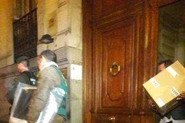 Beltrán Gutiérrez negó ante la UCO haber recibido dinero de Granados y no supo explicar sus apuntes contables