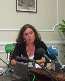 La concejala en València y diputada provincial del PP Beatriz Simón