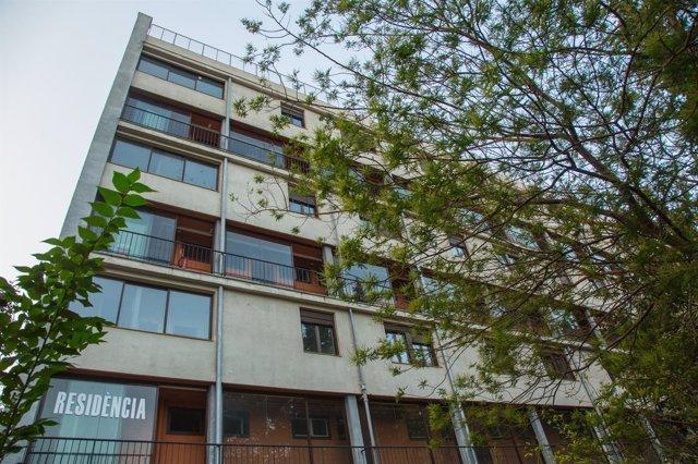La Residencia de la Casa Bloc de Barcelona