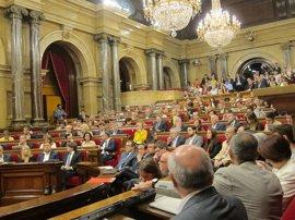 El Parlament insta al Govern a acusar a CDC en el caso Palau