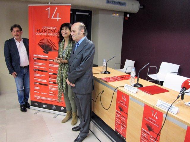 Valladolid.- Viteri, Redondo Y Sanz Ludeiro
