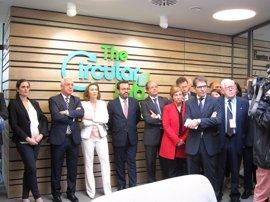 Ceniceros y Gamarra destacan que 'TheCircularLab' sitúa a La Rioja a la vanguardia en innovación sobre reciclado