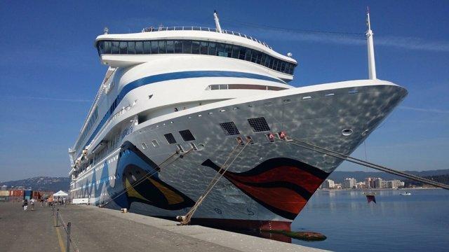 Crucero Aidaaura