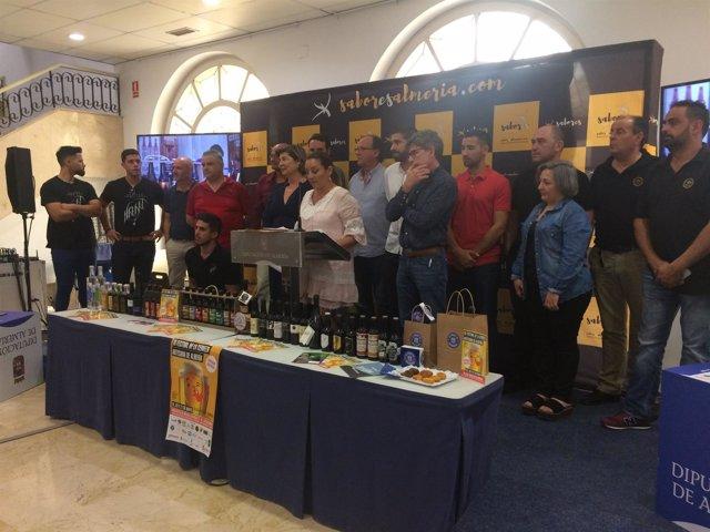 La Feria de la Cerveza Artesana acercará diez marcas de Almería y Granada.