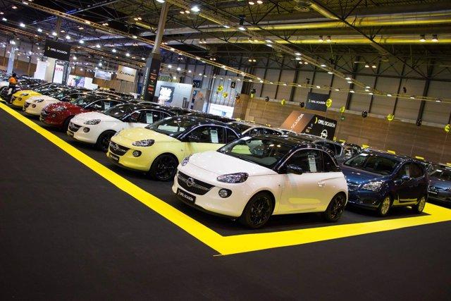 Vehículos de Opel Ocasión