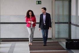 """Maíllo llama a la movilización """"masiva"""" este jueves para pedir más inversiones para la línea Algeciras-Bobadilla"""