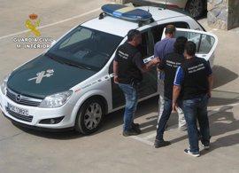 La Guardia Civil detiene al individuo acusado de violar presuntamente a una joven en Los Alcázares
