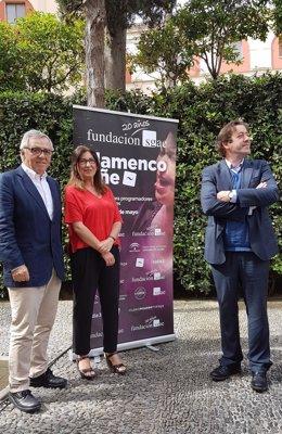 Presentación segunda edición flamenco eñe málaga museo picasso