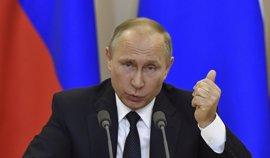 Putin ofrece las transcripciones de la conversación entre Trump y Lavrov
