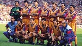 El FC Barcelona lucirá una camiseta conmemorativa de Wembley'92 contra el Eibar