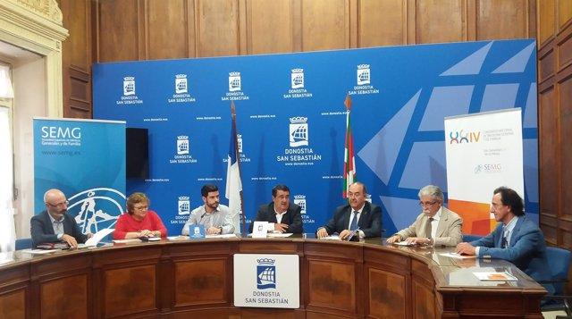 Presentación congreso SEMG