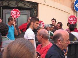 El Parlamento andaluz aborda la próxima semana el debate de totalidad de la ley de tanteo y retracto en desahucios