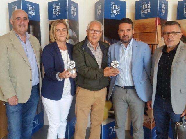 REconocimiento y apoyo a los aguacates y mangos de Málaga y Granada
