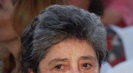 La poeta nicaragüense Claribel Alegría, galardonada con el XXVI Premio Reina Sofía de Poesía Iberoamericana