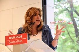 Susana Díaz afirma que cree en las primarias y protegerá que en el futuro sigan decidiendo los militantes