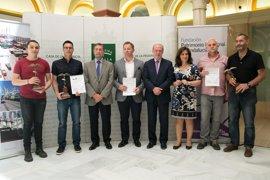Jaime Jurado Cordón y Francisco Martín Barea ganan el III Certamen de Pintura de Patrimonio Industrial