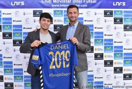 El Movistar Inter renueva a Daniel hasta 2019