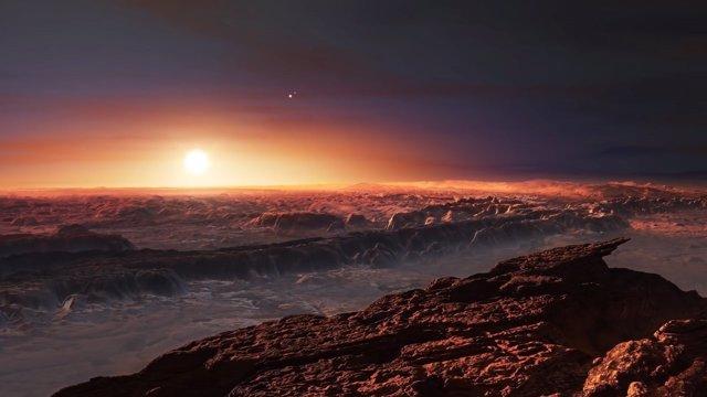 Próxima b podría ser habitable según un modelo climático