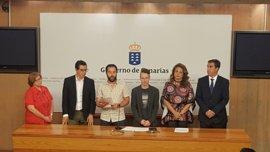 """El Gobierno de Canarias resalta su """"compromiso absoluto"""" en la defensa de los derechos de los colectivos LGTBI"""