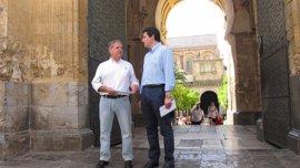"""PP dice que """"siempre"""" defenderá """"el interés general"""" de la Mezquita de Córdoba ante """"ataques de quien viene de fuera"""""""