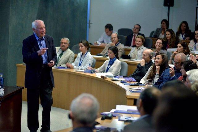 Charles Handy en el Instituto San Telmo